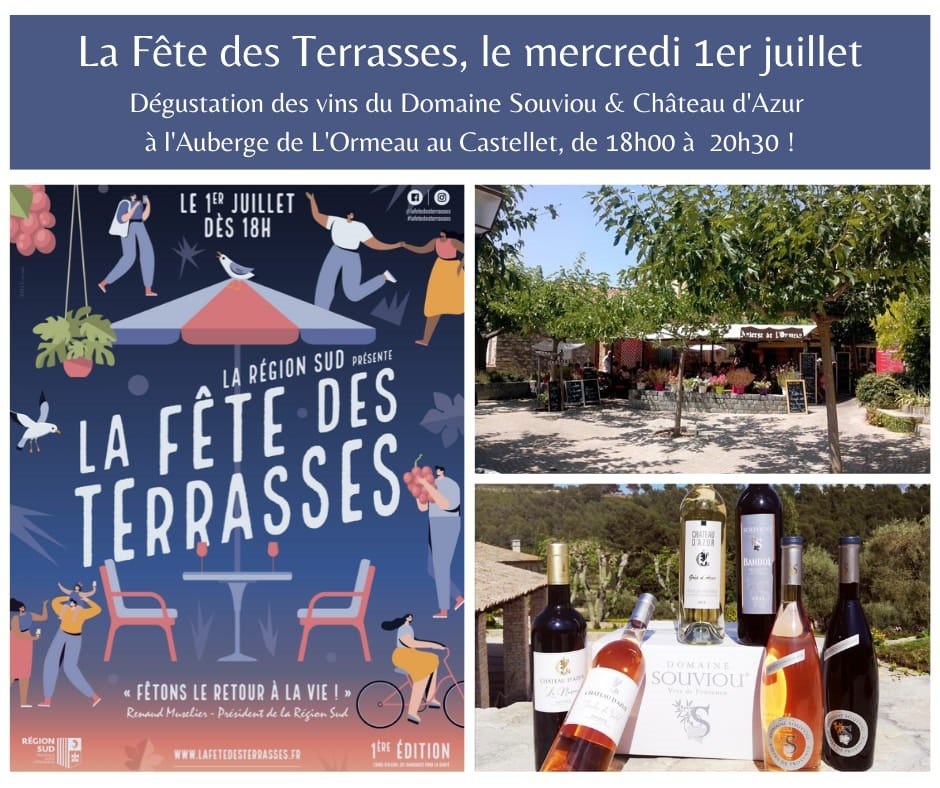 Read more about the article The Terrace Festival