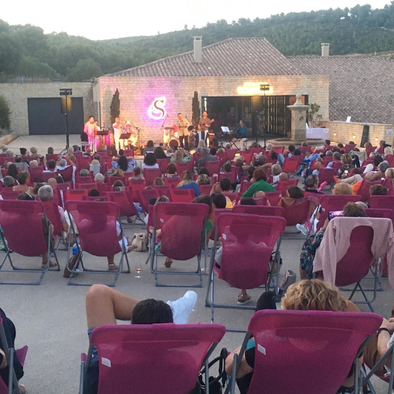 Read more about the article Musique Cubaine au Domaine Souviou