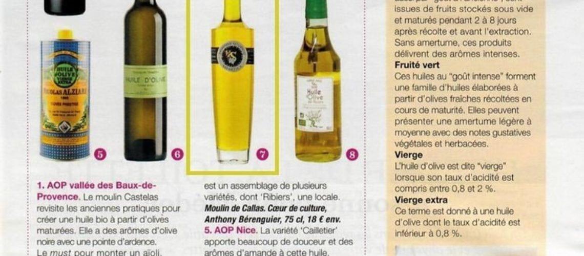 huiles magazine